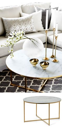 wohnzimmer Admirable design gold Home Ideas Living Room Admirable Gold Living Room Design Ideas New Home Coffee Table Styling, Decorating Coffee Tables, Coffe Table, Home Design, Interior Design, Design Ideas, Gold Interior, Blog Design, Room Decor For Teen Girls