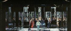 HÖLLENANGST  Inszenierung Martin Kusej  Bühne Martin Zehetgruber  Salzburger Festspiele/Burgtheater Wien 2005
