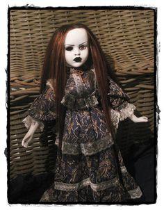 creepy doll... Etsy