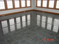 Custom tile work by Phillips' Floors in Indianola and Ankeny Iowa