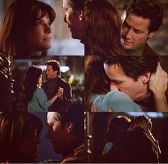 Keanu Reeves and Sandra Bullock / The Lake House (2006)