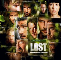 Lost!! started watching it and i love it so far. just finished season 1.