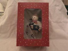 Mr. Bingle Ornament (No date)