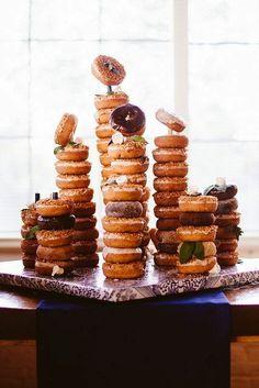 25 Sweet Wedding Donut Ideas And Ways To Display Them