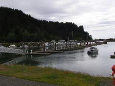 Winchester Bay, Oregon.