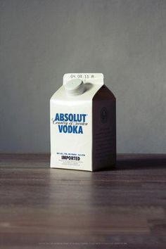 Absolutely milk!