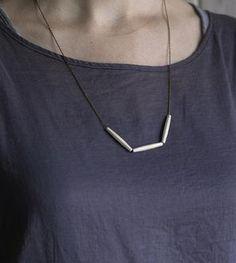Mila Vintage Bead Necklace