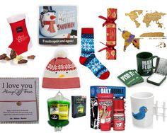 Lots of Christmas stocking filler ideas for men, all under Stocking Fillers For Him, Christmas Stocking Fillers, Diy Christmas Gifts, Christmas Snowman, Christmas Stockings, Xmas, Christmas Ornaments, Holiday Decor, Man Flu