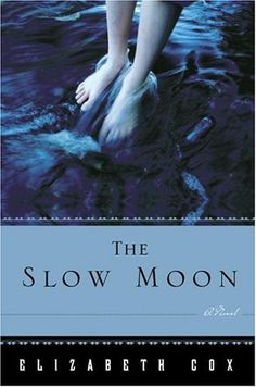 "The Slow Moon  Jodi Picoult's review on the cover...    ""I found myself pausing over the beauty quick and wonderful read! I loved it. True that it was pretty easy to figure out the ""who done its"" early on, I still hung on every word weaved by Elizabeth Cox. What a great job she did in describing each of the characters and their histories. I felt like I knew them; as if I lived in their little community of South Pittsburgh, TN... Elizabeth also did a beautiful job describing the se!!"