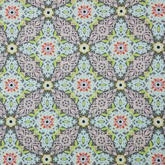 Gütermann Long Island G647-527-40 Garden 1 fabric great for patchwork and quilting or dressmaking