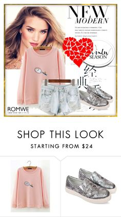 """romwe 4."" by igor89 ❤ liked on Polyvore featuring romwe"