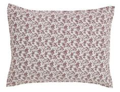 """English Cottage Quilted Standard Sham 21x27"""""""