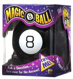 AmazonSmile: Magic 8 Ball: Toys & Games
