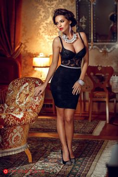 Beautiful Black Dress. ..