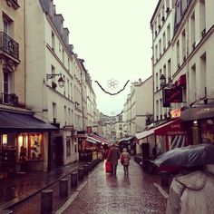 We'll start the day with a leisurely stroll down Rue Mouffetard and peruse the daily market. Historians have dated this market back to the thirteenth century!