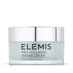 The ultimate anti-aging cream from ELEMIS. Clinically proven* to reduce the depth of wrinkles and improve skin firnmness, tone and hydration in 15 days. For all skin types.
