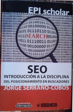 Reseña por Juanjo Boté en La tienda de los datos, del libro Seo. Introducción a la disciplina del Posicionamiento en Buscadores Pocket Books, Recommended Books, Store