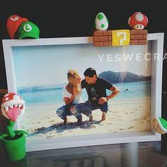 Pedido terminado con éxito!!! ^^ #sigueme en mi canal de #youtube #yeswecraft :D en mi facebook yeswecraft donde podrás echar un vistazo a la tienda de accesorios y en mi tienda de figuras en Etsy: etsy.com/es/shop/YesWeCraftS :DDD Feliz Día!!! Happy Day!!! #fimo #fimocreations #premo #cernitclay #polymer #polymerclay #polymer_clay #fimoclay #sculpeyclay #premo #craft #crafts #cute #kawaii #instacraft #videojuegos #videogames #gamer #anime #mariobros #supernintendo #supermario #marco…