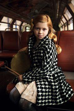 MilK 38 : En train. Photo : Elisabeth Toll. Style : Mélanie Hoepffner.