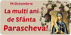 Felicitari de Sfanta Parascheva: 14 Octombrie - Pagina 2 - mesajeurarifelicitari.com