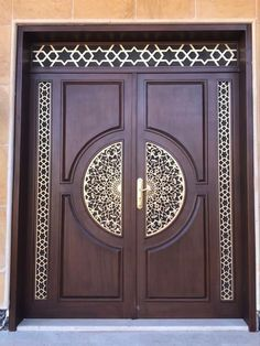 Are you looking for the best wooden doors for your home that suits perfectly? Then come and see our new content Wooden Main Door Design Ideas. Wooden Front Door Design, Main Entrance Door Design, Double Door Design, Wooden Front Doors, Modern Front Door, Entrance Doors, Modern Entrance Door, Patio Doors, Wooden Double Doors