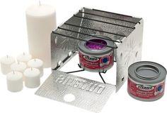 Emergency Kit | Emergency Preparedness Supply.  In case of zombies...