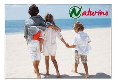 Imagine campagna stampa Naturino PE 2012.