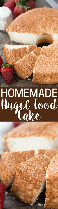 This is the recipe that everyone will ask you for! This recipe shows you how to use all purpose flour instead of cake flour, and you can easily make it gluten free! (Dessert Recipes For Summer) Oreo Dessert, Low Carb Dessert, Mini Desserts, Easy Desserts, Delicious Desserts, Yummy Food, Baking Desserts, Weight Watcher Desserts, Cupcake Recipes