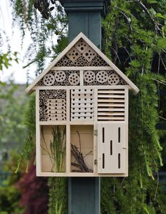 Habitat Bamboo Insect Hotel for your garden