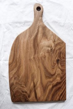 Large handmade white oak board, made in Scotland by O B J E C T C O M P A N Y