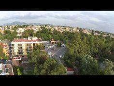 Video Dron Lago Espejo Lirios C. Izcalli Mexico julio 13, 2015/2
