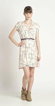 Vestido Meninas e Postes | Vestuário | Antix Store
