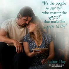 See the movie Labor Day, get yours at Buy Blu-Ray: http://j.mp/BuyLaborDay Buy Digital HD: http://j.mp/iTunesLaborDayFacebook …. Very touching. Prize Entry