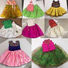 Best 11 Lower right corner… Wanna make a muslin saree with this combination Frocks For Girls, Dresses Kids Girl, Kids Outfits, Kids Frocks Design, Baby Frocks Designs, Kids Lehanga Design, Baby Lehenga, Kids Lehenga, Kids Dress Wear