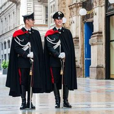 Italian Carabinieri is listed (or ranked) 2 on the list What Police Uniforms Loo. Italian Carabinieri is listed (or ranked) 2 on the list What Police Uniforms Look Like Around the World Source by Military Inspired Fashion, Military Fashion, Italian Police, Police Uniforms, Uniform Design, Military Police, Police Police, Men In Uniform, Gemini