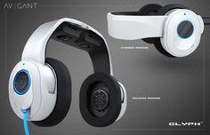 ヘッドホンモードになる網膜投影型ディスプレイ Glyph 来年発売、予価499ドル - Engadget Japanese