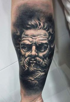 Realistic Religious Tattoo by Charles Huurman  | Tattoo No. 12427