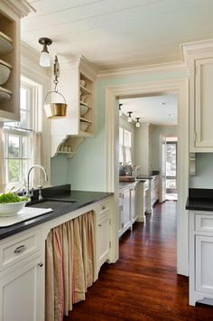 Ahearn Architecture - skirted sink