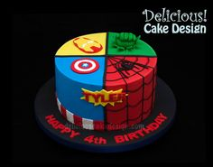 Cakes made by Delicious Cake Design for... - Delicious Cake Design
