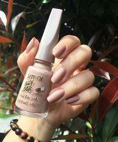 #nails #nailart #flormar JL42 Milky Almond #almond #Flormar #JL42 #Milky #nailart #Nails #whitetipnails White Tip Nails, Almond, Flora, Nail Art, Olive, Hair Care, Shower Gel, Autumn Nails, Eyelashes