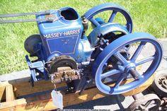 Massey Harris Hit N Miss Engine