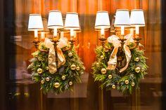 Hotel Bristol Vienna Hotel Bristol, Vienna, Flower Arrangements, Chandelier, Ceiling Lights, Lighting, Flowers, Christmas, Home Decor