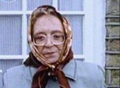 Last of the Summer Wine's 'Edie Pegden' ~ brilliantly portrayed by the late, great Thora Hird