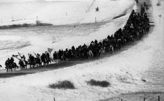 WOUNDED KNEE, SD – They gave up their warm beds and spent Christmas away from their families. For the last two weeks many Lakota young people have been committed to prayer as they rode their horses along the same frozen trail Chief Big Foot and his band followed 120 years ago after the murder of Sitting Bull on Standing Rock.
