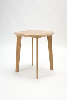 SURFACE:FORM Wood Stools, Unknown Sources, Task Tables, Fawns Task, Furniture, Products, Tables Oak, Rich Brilliant, Design
