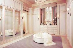 Gorgeous luxury closet