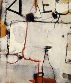 Richard Diebenkorn, Untitled, (Albuquerque), 1951
