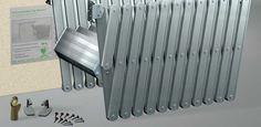 Piccolo, Schaartrap uit aluminium | Zoldertrappen Shop