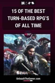 While turn-based RPGs became nearly extinct in the mid-2000s, they've made a strong comeback as of recent. Here are a few turn-based RPGs, both old and new, that you have to play if you want to find out what this genre has to offer. Wasteland 2, Divinity Original Sin, Fallout 2, Chrono Trigger, Darkest Dungeon, Voice Acting, Dragon Quest, First Game, Rpg