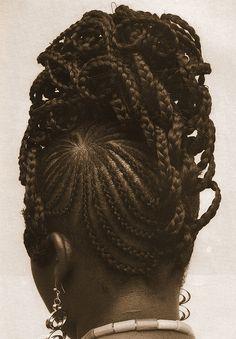j.d. okhai ojeikere hairstyles braids